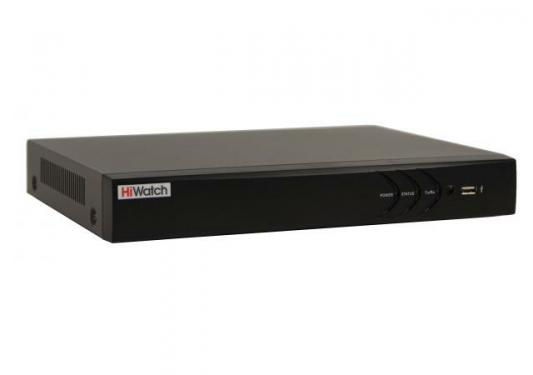 Видеорегистратор Hikvision HiWatch DS-N308P(B) монитор hikvision ds d5022qe b 21 5 1920x1080