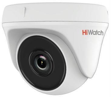 "Камера Hikvision DS-T133 CMOS 1/4"" 2.8 мм 1280 x 720 HD-TVI белый"