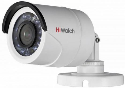 Камера видеонаблюдения Hikvision HiWatch DS-T100 6-6мм цветная цены
