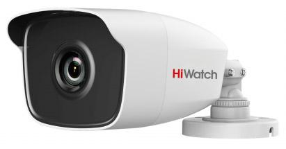 "Камера Hikvision DS-T120 CMOS 1/4"" 3.6 мм 1280 x 720 HD-TVI белый черный"