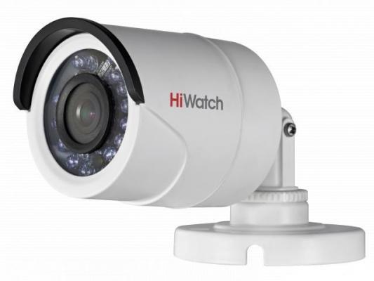 "Камера Hikvision DS-T200P CMOS 1/2.7"" 2.8 мм 1920 x 1080 HD-TVI белый"