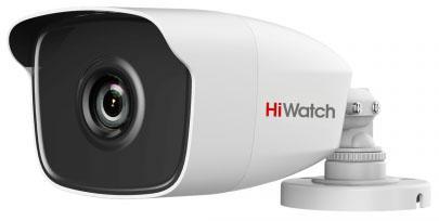 камера видеонаблюдения hikvision hiwatch ds t220 6мм белый Камера видеонаблюдения Hikvision HiWatch DS-T220 3.6-3.6мм