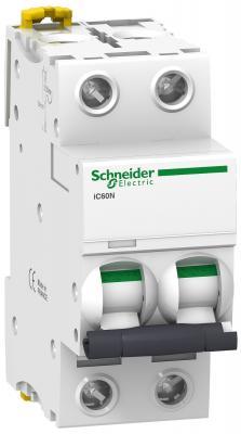 Schneider-electric A9F78240 АВТ. ВЫКЛ.iC60N 2П 40A B