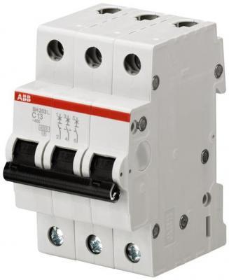 ABB 2CDS243001R0104 Автоматич.выкл-ль 3-пол. SH203L C10