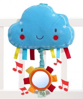 Интерактивная игрушка LITTLE BIRD TOLD ME LB3064 Музыкальная Облачко с рождения little bird told me развивающий коврик бабочка