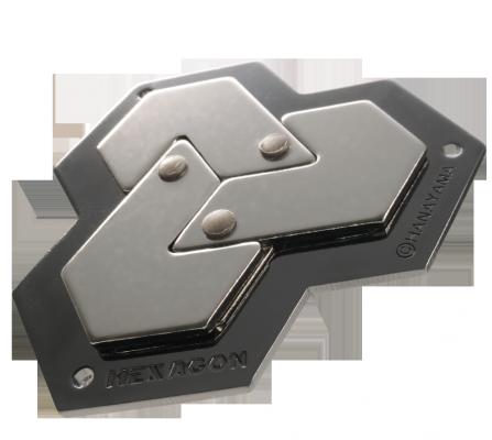 Головоломка HUZZLE CAST Шестиугольник от 8 лет головоломка huzzle cast амур от 8 лет