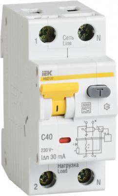 Iek MAD22-5-050-C-100 АВДТ 32 C50 100мА - Автоматический Выключатель Дифф. тока цена