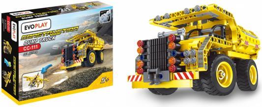 Конструктор Evoplay Dump truck 361 элемент evoplay конструктор evoplay wheel loader 261 деталь
