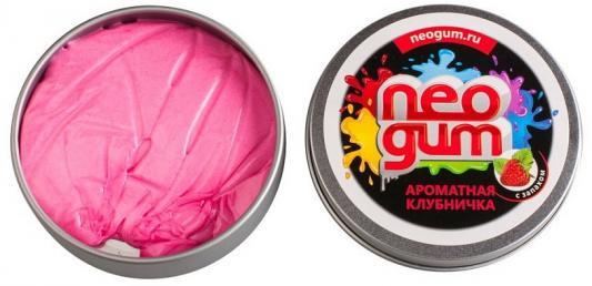 Купить Игра NEO GUM NG7012 Жвачка для рук Ароматная клубника с запахом, Тесто и масса для лепки