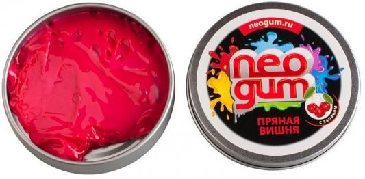 Купить Игра NEO GUM NG7021 Жвачка для рук Пряная вишня с запахом, Тесто и масса для лепки