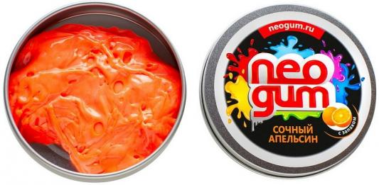 Купить Игра NEO GUM NG7026 Жвачка для рук Сочный апельсин с запахом, Тесто и масса для лепки