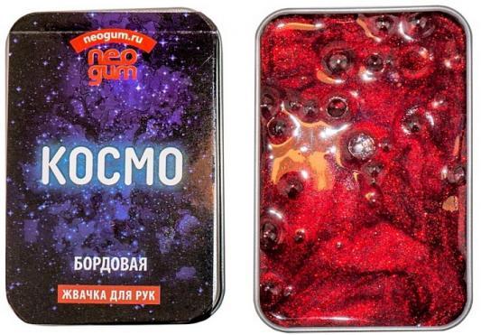 Купить Игра NEO GUM NGC005 Жвачка для рук Неогам Космо , бордовая, Тесто и масса для лепки