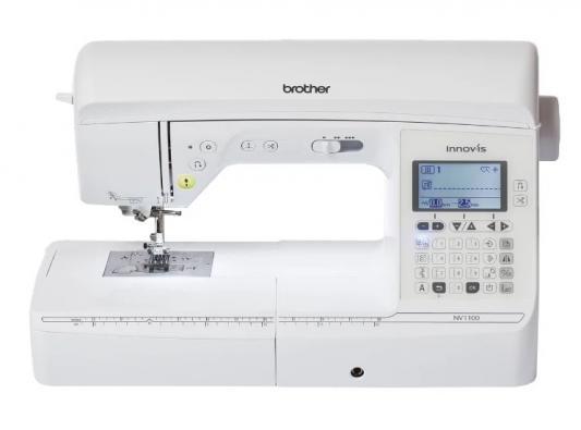 лучшая цена Швейная машина Brother Innov-is NV1100 белый