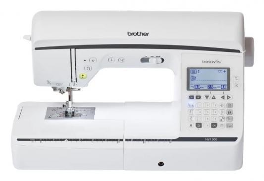 лучшая цена Швейная машина Brother Innov-is NV1300 белый
