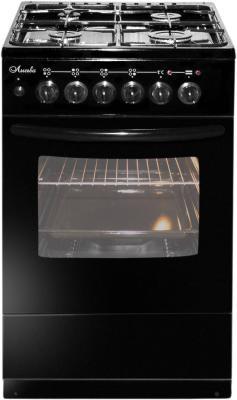 Комбинированная плита Лысьва ЭГ 401 М2С-2у черный