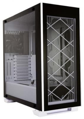 Корпус ATX Lian Li Alpha 550W Без БП белый чёрный