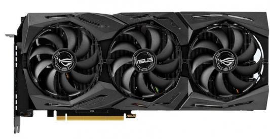 купить Видеокарта ASUS nVidia GeForce RTX 2080 Ti ROG-STRIX-GAMING PCI-E 11264Mb GDDR6 352 Bit Retail (ROG-STRIX-RTX2080TI-11G-GAMING) по цене 97100 рублей