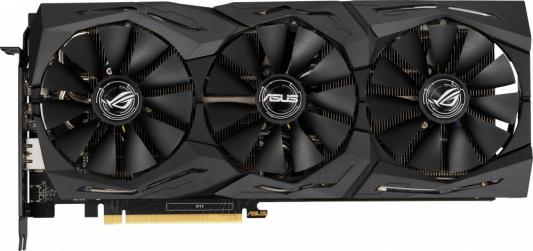 Видеокарта ASUS nVidia GeForce RTX 2060 ROG-STRIX-GAMING PCI-E 6144Mb GDDR6 192 Bit Retail (ROG-STRIX-RTX2060-6G-GAMING 90YV0CI2-M0NA00)