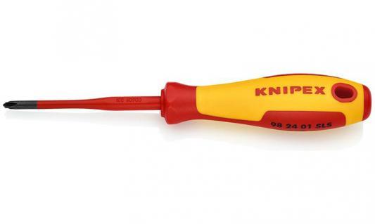 цена на Отвертка крестообразная Knipex KN-982401
