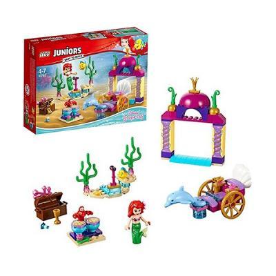 LEGO JUNIORS Подводный концерт Ариэль 10765 цена