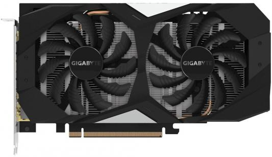 Видеокарта GigaByte GeForce GTX 1660 Ti OC PCI-E 6144Mb GDDR6 192 Bit Retail (GV-N166TOC-6GD)