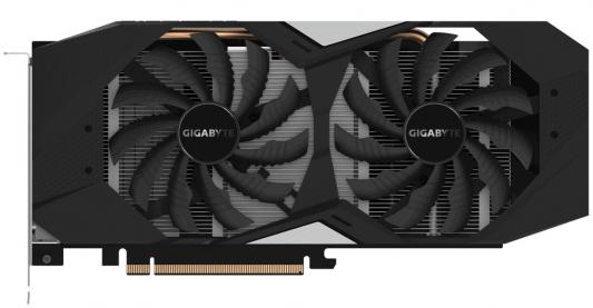 Видеокарта GigaByte GeForce GTX 1660 Ti WINDFORCE OC PCI-E 6144Mb GDDR6 192 Bit Retail (GV-N166TWF2OC-6GD)