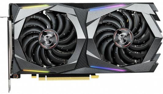 Видеокарта MSI GeForce GTX 1660 Ti GAMING X PCI-E 6144Mb GDDR6 192 Bit Retail (GTX 1660 Ti GAMING X 6G)