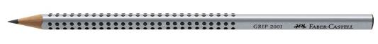 Карандаш графитовый Faber-Castell GRIP 2001 faber castell ручка капиллярная ecco pigment 0 7 мм цвет чернил черный