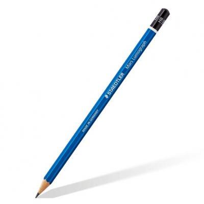 Карандаш графитовый Staedtler 181180 Mars Ergosoft 175 мм staedtler staedtler акварельные карандаши ergosoft 12 цветов