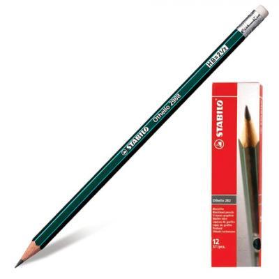 Карандаш графитовый Stabilo 181095 Othello 188 мм карандаш графитовый stabilo 181095 othello 188 мм