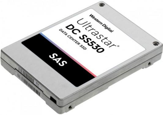 """Накопитель SSD WD SAS 400Gb 0B40341 WUSTM3240ASS204 Ultrastar DC SS530 2.5"""""""