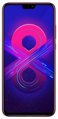 все цены на Honor 8X 64GB red JSN-L21 64GB/4GB онлайн