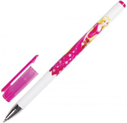 Ручка шариковая BRAUBERG Леди синий ручка шариковая brauberg black jack синий