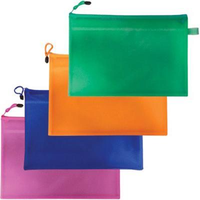 brauberg папка сумка на молнии а5 девочка футбол бабочка ассорти Папка-конверт на молнии BRAUBERG Energy, А4, 335х243 мм, 2 отделения, ПВХ-нейлон, ассорти, 223895