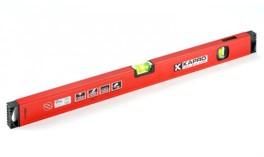Уровень KAPRO 781-40-200РМ 2000мм 0.5мм/м 2 глазка магнит цены