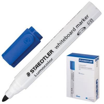Фото - Маркер для доски Staedtler 351-3 2 мм синий маркер для доски staedtler 301 5 1 мм зеленый