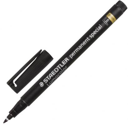 Маркер перманентный Staedtler Маркер перманентный 0.6 мм черный