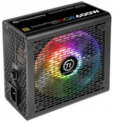 БП ATX 600 Вт Thermaltake Toughpower GX1 RGB (PS-TPD-0600NHFAGE-1) бп atx 500 вт thermaltake smart rgb 500w