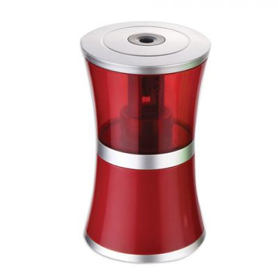 Точилка BRAUBERG Office style 223568 пластик красный точилка электрическая brauberg office style
