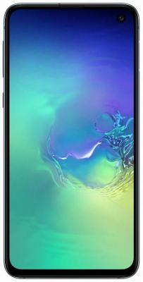 Смартфон Samsung Galaxy S10e 128 Гб аквамарин (SM-G970FZGDSER) смартфон samsung galaxy s10 128 гб перламутровый sm g975fzwdser