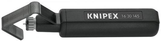 Купить Щипцы для зачистки электропроводов KNIPEX KN-1630145SB Инструмент для удаления оболочек 150 mm