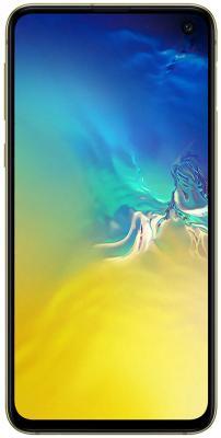 Смартфон Samsung Galaxy S10e 128 Гб цитрус