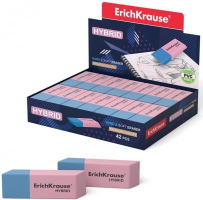 Набор ластиков Erich Krause Hybrid 35749 42 шт прямоугольный erich krause набор шариковых ручек r 301 classic 1 0 stick 3 шт 42618