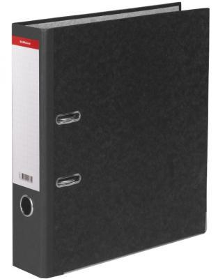 """Папка-регистратор ERICH KRAUSE, с мраморным покрытием, """"содержание"""", 70 мм, черный корешок, 4672 цены"""