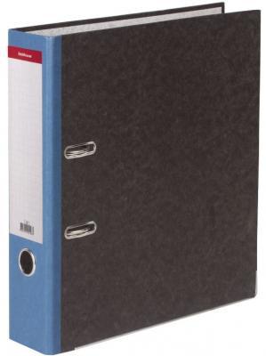 """Папка-регистратор ERICH KRAUSE, с мраморным покрытием, """"содержание"""", 70 мм, синий корешок, 408 цены"""