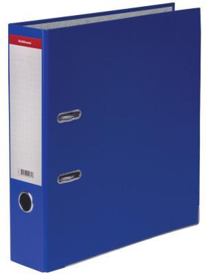 """Папка-регистратор ERICH KRAUSE """"Стандарт"""", с покрытием из ПВХ, 70 мм, синяя, 271 цены"""