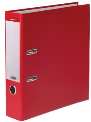 """Папка-регистратор ERICH KRAUSE """"Стандарт"""", с покрытием из ПВХ, 70 мм, красная, 280 цены"""