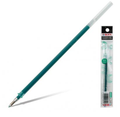 Стержень гелевый гелевая BEIFA Стержень гелевый зеленый 0.6 мм рюкзак школьный beifa 38х30х16 см сине зеленый