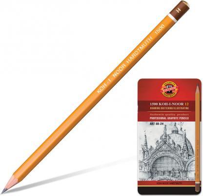 Набор карандашей Koh-i-Noor Art 12 шт 175 мм