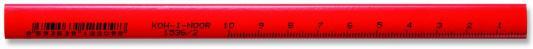 Карандаш графитовый Koh-i-Noor 153600200177 138 мм столярные цена и фото